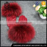 Good Price High Quanlity Sheep For Men With Fox Fur/Raccoon Fur Lining Fur Skin Liner Warm Winter Leather Gloves