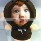 Facory customize human face photo frame toy lowes price