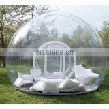 Dome tent inflatable transparent tent