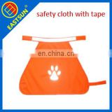 2017 New style attractive safety safety vest&jacket for baby with tape