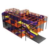 HLB-15011 Children Play Gym Area Preschool Indoor Play Equipment