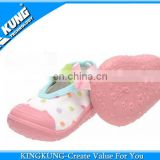 Cotton indoor socks kids shoes