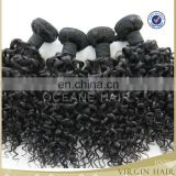 remy peruvian hair curly hair extension for black women