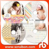 Custom Baby CD DVD Labels sticker