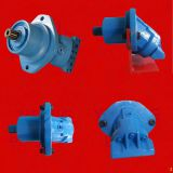 A10vo85dfr1/52l-puc61n00 Rexroth A10vo85 Hydraulic Piston Pump Baler Clockwise Rotation