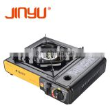 Top Quality single burner mini gas stove price