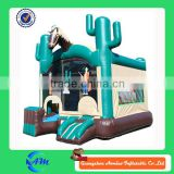 custom inflatable cabin kids inflatable air castle for sale inflatable jump house