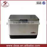 Stainless steel beer bottle cooler box with customized logo (C-013)