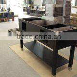 Alibaba manufacturer wholesale good prices of wood vanity base