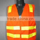 CE EN471 reflective safety vest,Reflective road Safety Vest ,reflective Apparel , reflective warning vest ,reflective clothing