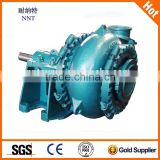 Electrical Motor Marine Sand Dredge Pump with Gear Box