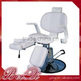 Masseur Essential Hydraulic Recling Massage Bed Adjustable Facial Bed Tatto Chair Deluxe Spa Bed