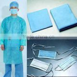 non woven fabric for Surgical Drape And Gown