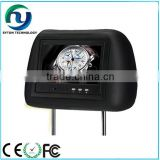 9 Inch 3G/wifi Digital Signage Taxi Headrest Ad Player                                                                         Quality Choice