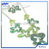 2014 Spring trends lovely girls necklace,Fashion jewelry with Lady,Refreshing feeling necklace vners