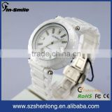 Ceramic watch luxury cheap ceramic watch fashion watch