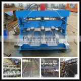aluminum/steel wall roll former, cold roofing roll forming machine