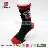 comfortable children socks wholesale custom socks black cartoon socks                                                                         Quality Choice