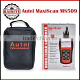 Good feedback Autel MaxiScan MS509 OBDIIEOBD code Scanner original autel maxiscan ms 509 car diagnostic tool for most of cars