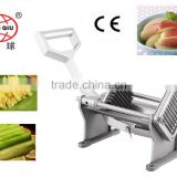 hot use good design manual stainless steel vegetable cutter for cutting vegetable and fruit