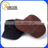 Sunny Shine wholesale high quality 100% cotton cheap snapback baseball caps for sale import hats