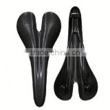 Weight light new product 2014 hot road bicycle or mountain bike carbon fiber saddle bicycle part