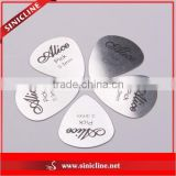 Customized Stainless steel Guitar Picks from Factory Direct                                                                         Quality Choice