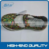 In the spring of the new hand knit baby shoesgilrs wedges casual shoes higher single shoes sponge cake