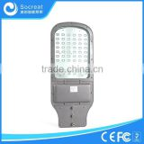 200W cobra head commercial photocell sidewalk street light with poles