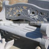 outdoor stone tables and benches for graden