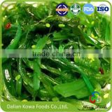 Wholesale Asian foods Chinese frozen seafood kosher seaweed salad for japanese sushi food and korean food