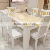China cheap hot selling clear glass marbles countertop