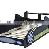 Cheap walmart Kid beds furniture with racing car style                                                                         Quality Choice