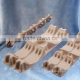 "INquiry about 2"" to 50"" molded fibre roll cradles and chocks"