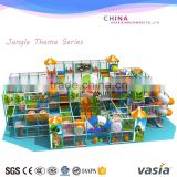 High quality children commercial indoor wooden playground slide Best Prices from factory