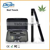 510 bud touch vape pen case kit with plastic cbd cartridge and o pen buttonless battery wholesale