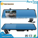 USB 4 way car reverse camera system with night vision camera