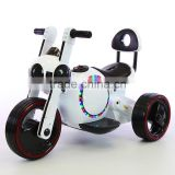 3 Wheels Power Motorcycle Battery Powered Ride On Electric Toy Kid Baby Car
