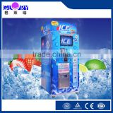 Full Automatic Bag Ice And Bulk Ice Vending Machine/ Outdoor Ice Vending Machine/ Coin And IC Card Operate Ice Vending Machine