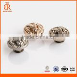 Fashion metal tack buttons for jeans metal jeans button