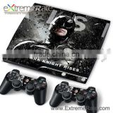 Game Accessories The Masked Warriors Decal Cover For PS3 Slim Console Controller
