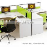 office furniture supply high quality call center cubicles FOH-SS42-2814