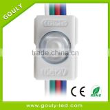 ABS Injection LED Module CE &RoHS 5050 LED Module GLMD124