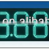 asram led oil station display for outdoor sign, Gas station LED display