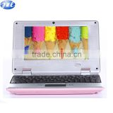 Hot sale Cheap Via 8880 7 inch Android 4.4 with 512/1G Ram, 4GB/8GB mini pc, hot netbook ,android laptop