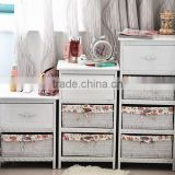 1 - garden of solid wood furniture factory direct - - bedroom bedside table storage cabinets - lockers cabinets