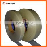 2841-W Modified polyester resin impregnated fiberglass web binding tape