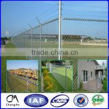 Alibaba china Chain Link Wire Mesh Fencing , PVC Coated Chain Link fences ,Plastic Chain Link Fence