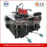 CNC Bus Bar Processing Machine