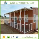 Prefab light sreel frame eps sandwichi wall panel 1 bedroom mobile homes